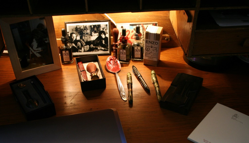 LUNALUX: Life, Letterpresses, Laughter, Love & Loss Tim Gartman